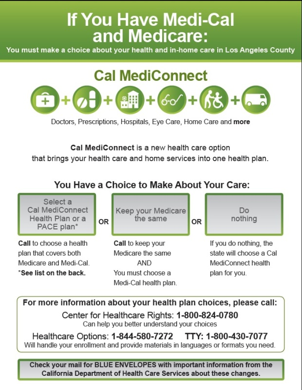 LA MediConnect Flyer English JPG