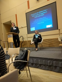 Dr. Steven P. Wallace & Ann Sewill (Panelists)