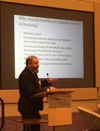 Dr. Joshua Bamberger (Keynote)